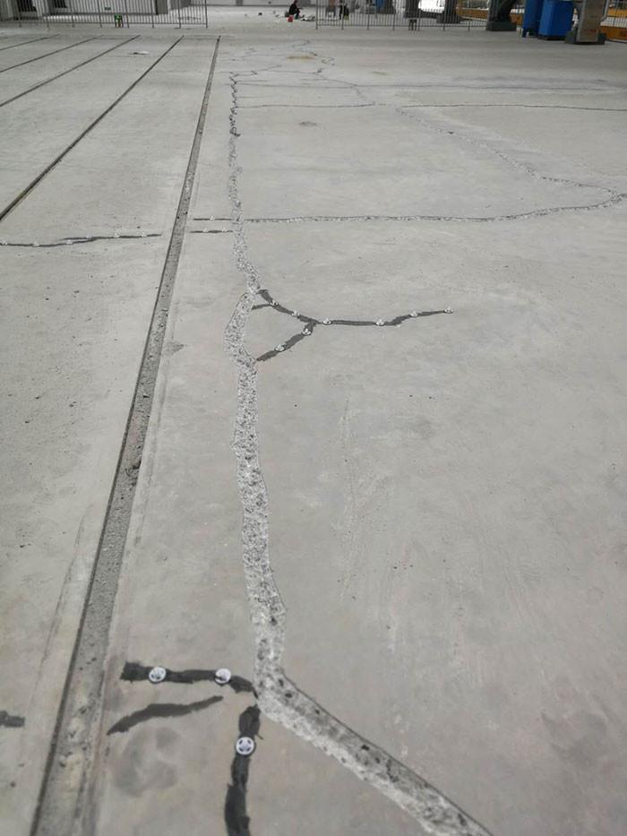 武汉裂缝灌浆