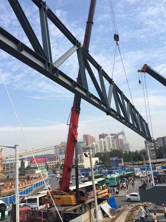武汉钢结构加固