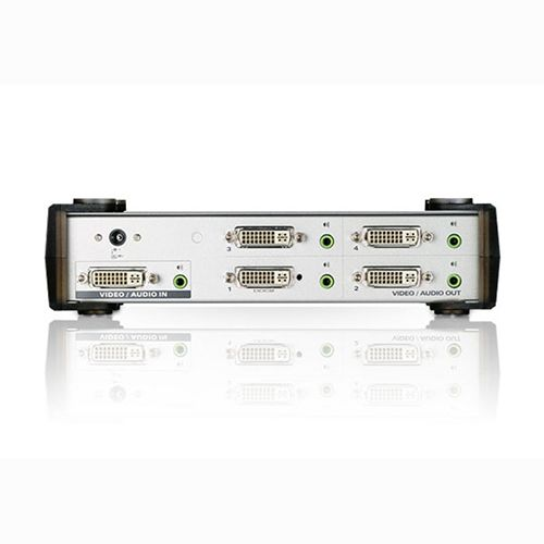 ATEN VS164影音分配器