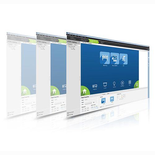 ATEN 中控系统配置软件 VK6000