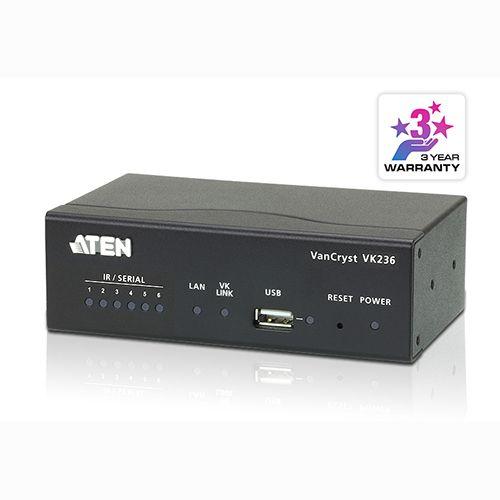 6端口红外线/串口扩充盒   VK236