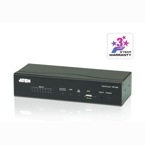 8路继电器扩充盒   VK248