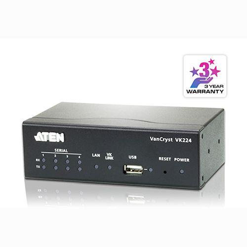 4端口串口扩充盒VK224