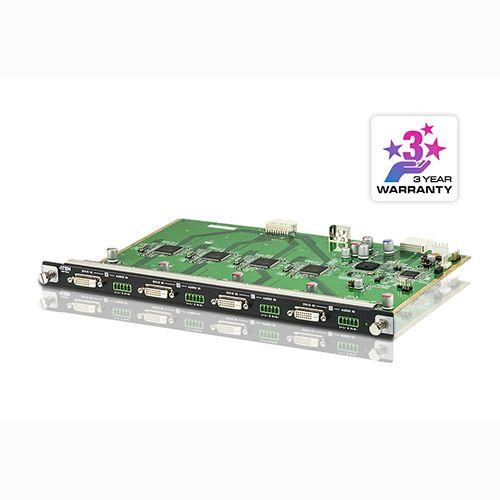 4端口DVI输入板卡   VM7604