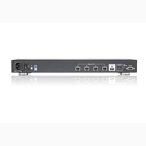 VS1814T 4端口HDMI HDBaseT影音分配器