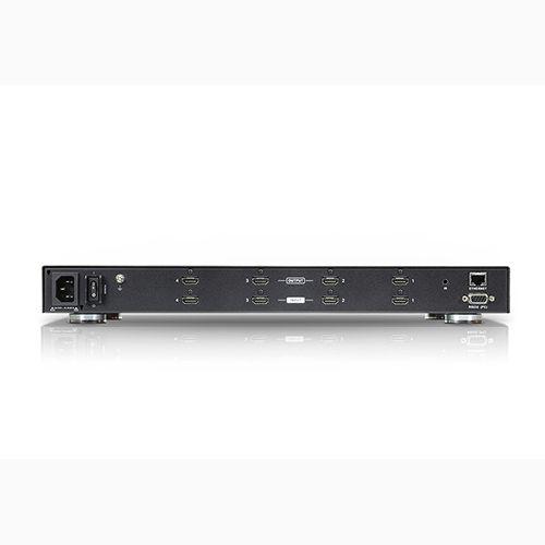 VM6404H  4K HDMI切换器