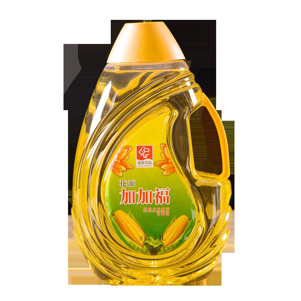 加加福玉米油