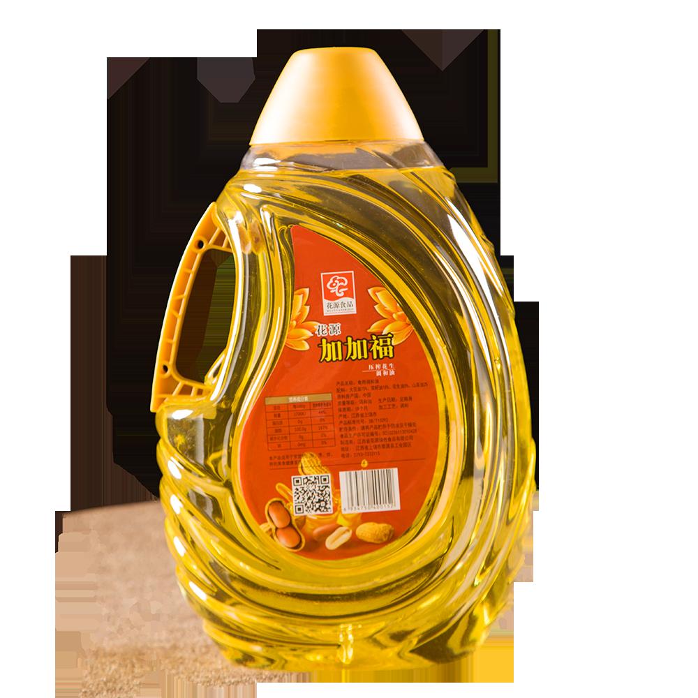 加加福花生油3.3L