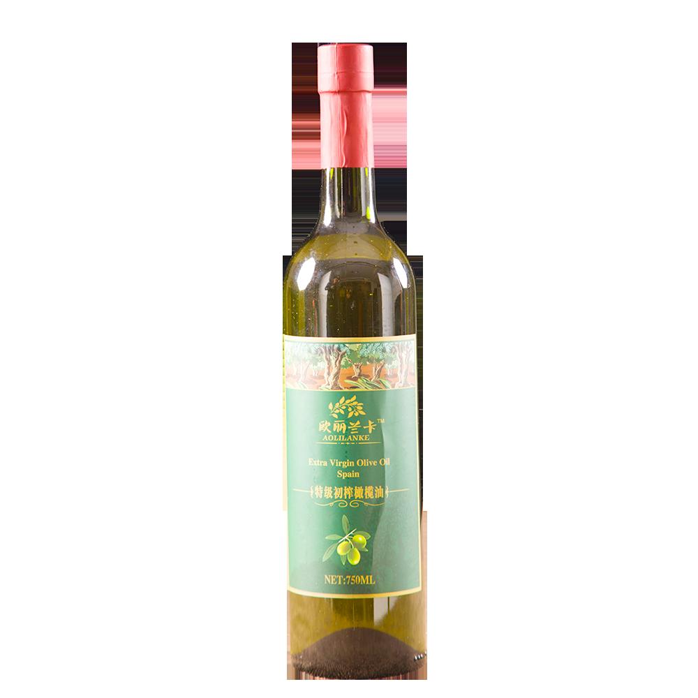 750ml特级初榨橄榄油