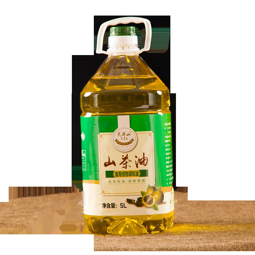 5L山茶调和油