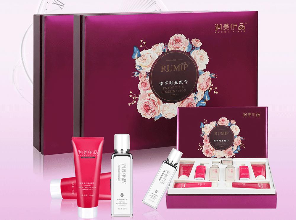 润美伊品化妆品 | 产品包装| 海报