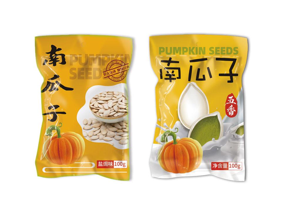 源之味南瓜子 | 产品包装