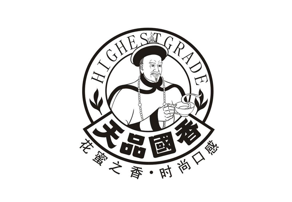 天品国香 | LOGO+VI