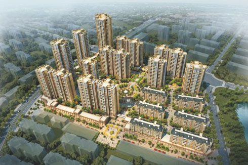 九江陽光國際住宅小區