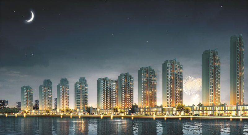 撫州 濱湖世紀城