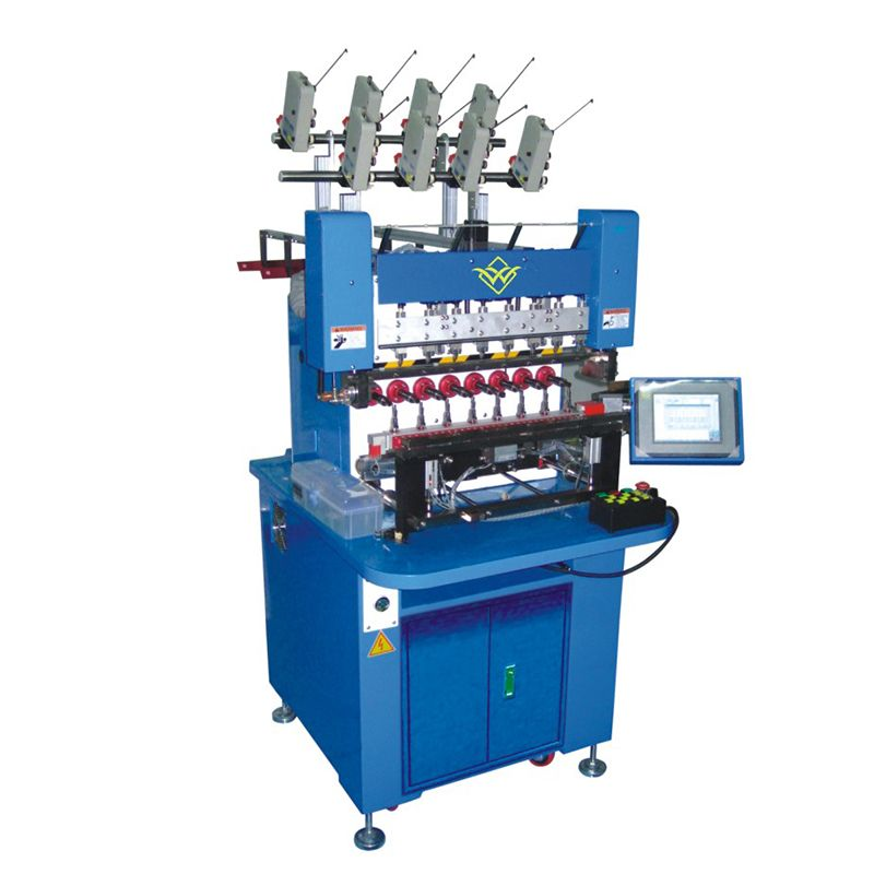 WY-668P 8 Spindles Full Automatic Winding Machine