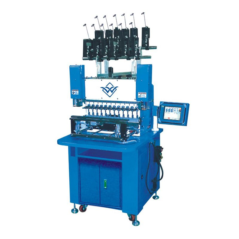WY-4512P 12 Spindles Full Automatic Winding Machine