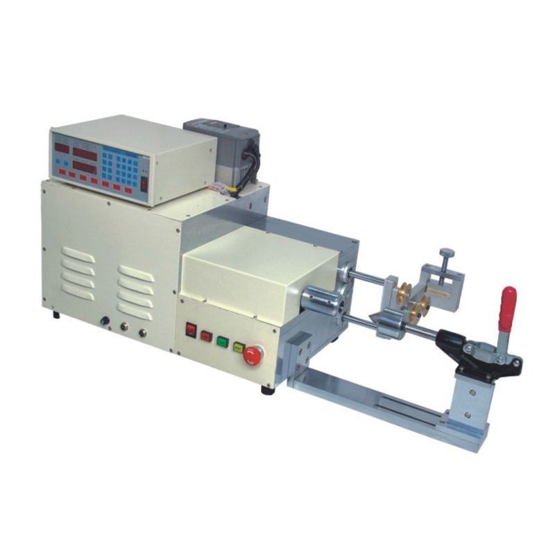 WY-606E-Auto High Torsion Coil Winding Machine