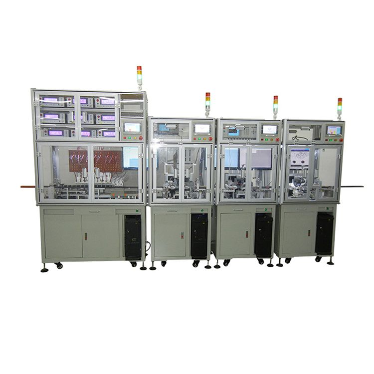 Full Automatic Test Line